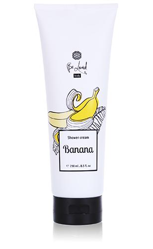 Гель-крем для душа Banana Сопутствующие товары