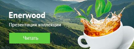 Чаи и напитки Fashion Enerwood Официальный интернет