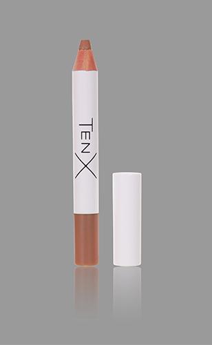 Powdery eyeshadow pencil