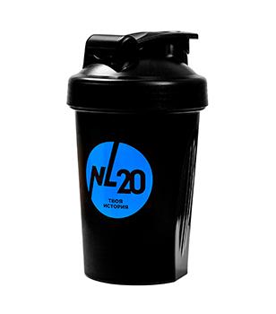 Shaker NL 20 400 ml