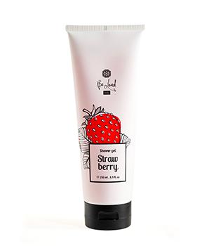 Shower gel (Strawberry)