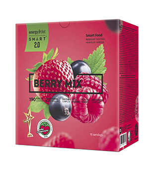 Energy diet smart Berry mix