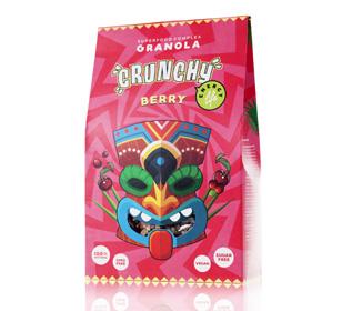 Granola Crunchy Berry