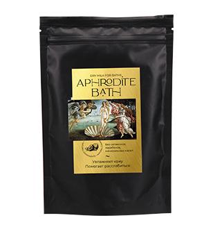 The Bath of Aphrodite Powedered bath milk