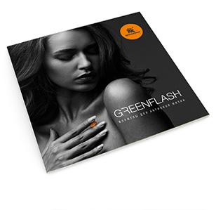Greenflash mini-presentation booklet