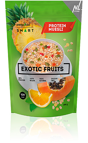 Muesli Energy Diet Smart exotic fruits