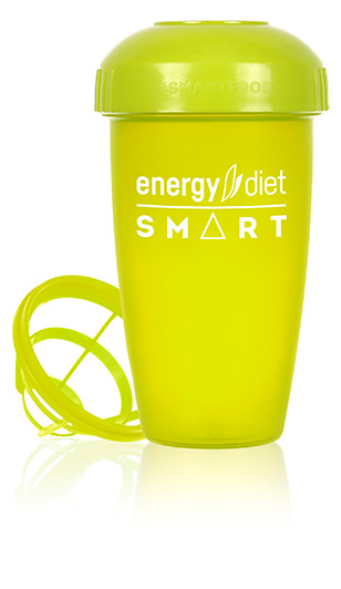 Lime green shaker cup