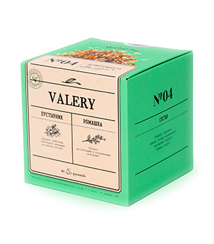 Valery Herbal Tea