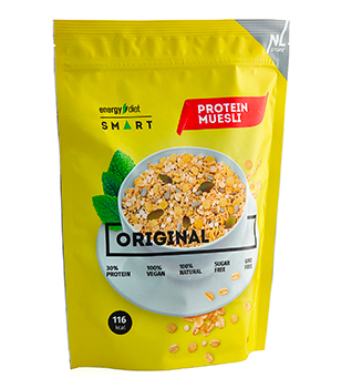 Muesli Energy Diet Smart Original