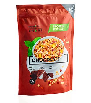 Muesli Energy Diet Smart chocolate