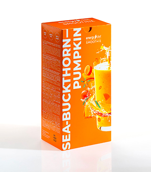Smoothie Pumpkin-Sea-Buckthorn