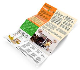 Раздаточный буклет «Energy Diet» (10шт.)