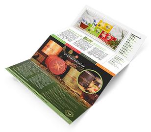 Enerwood Leaflet (10 pieces)