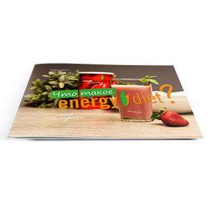 Energy Diet presentation booklet