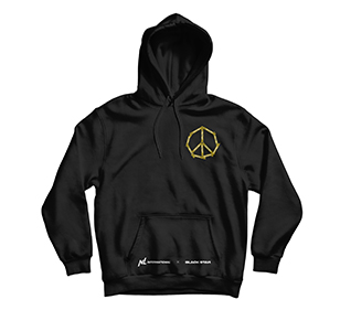Black Star Wear & NL International hoodie