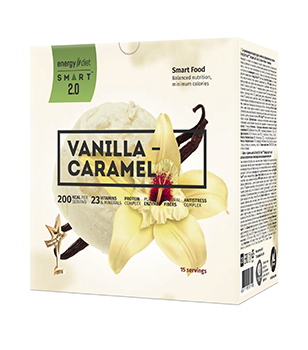 Energy diet smart Vanilla-Caramel