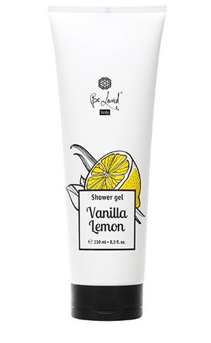 Shower gel (Vanilla Lemon)