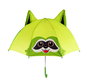 Kids umbrella - Green