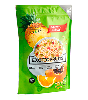Muesli Energy Diet Smart exotic fruits