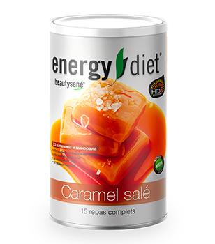 Salted caramel shake