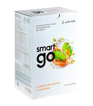Smart GO Pistachio, 7 servings