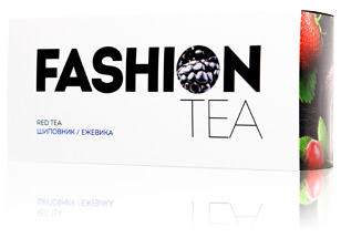 Red tea Enerwood FASHION