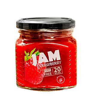 "Low calorie jam ""Strawberry"""
