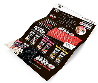 Energy Pro Brochure (10 pieces)
