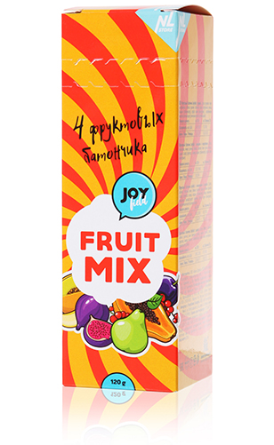 Fruit bars Joyfield fruit MIX