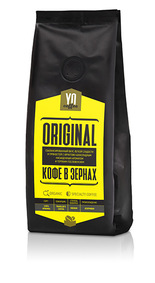Whole-bean coffee ORIGINAL