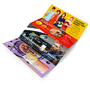 Energy Diet Smart leaflet  (10 pieces)