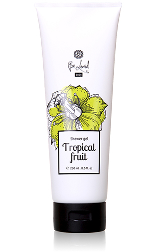 Shower gel (Tropical fruit)