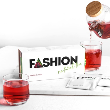 Enerwood Fashion c амарантом и мятой
