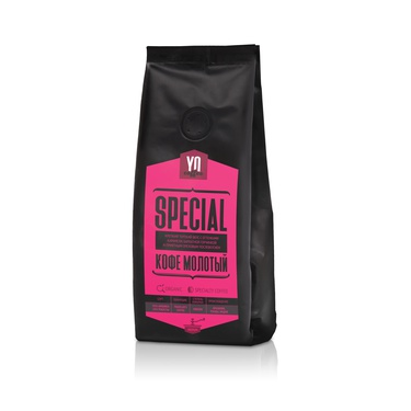 Ground coffee SPECIAL