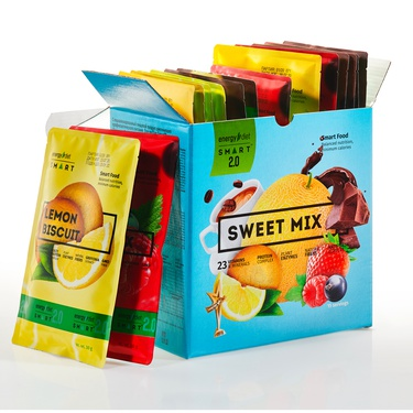 კოქტეილი Energy Diet Smart «Sweet Mix Blue»