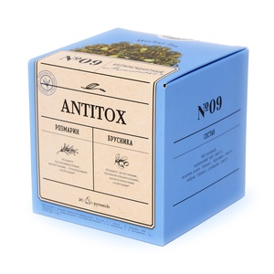 Antitox Herbal Tea