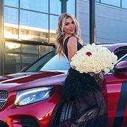 Юлия Бондарчук, GLC-Класс