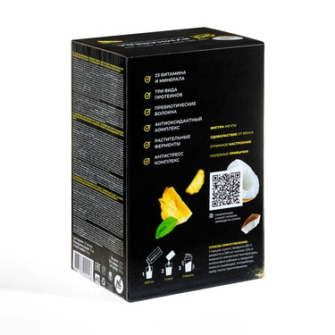 ED Smart Pina Colada, 7 порций