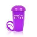 Purple shaker cup