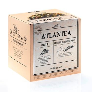 ფიტოჩაი Atlantea