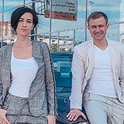 Анастасия и Антон Бараневские, C-Класс