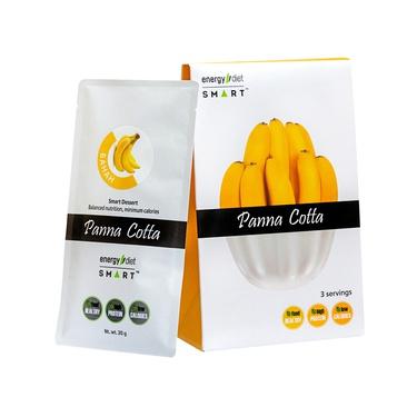 Панна-котта Банан