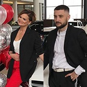 Анастасия и Антон Сапегины, C-Класс