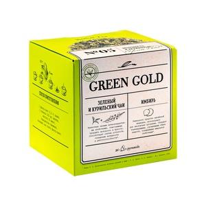 ფიტოჩაი Green Gold