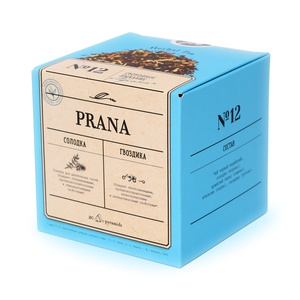 Prana Herbal Tea