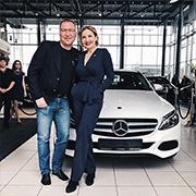 Светлана и Сергей Климченко, C-Класс