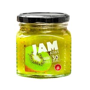 """Low calorie jam """"Kiwi"""""""