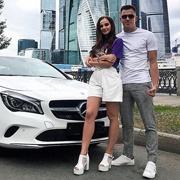Алиса и Илья Чернявские, C-Класс