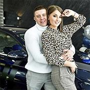 Дарья и Сергей Яковлевы, C-Класс