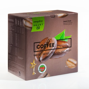 კოქტეილი Energy Diet Smart «ყავა»
